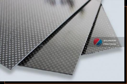 Custom carbon fiber parts and rapid prototype services