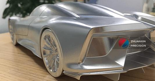 Aluminum Alloy Rapid Prototype Service
