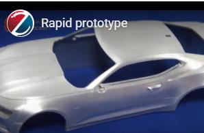 Mechanical Parts Prototype