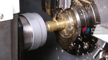 Precision CNC Machined Components Parts