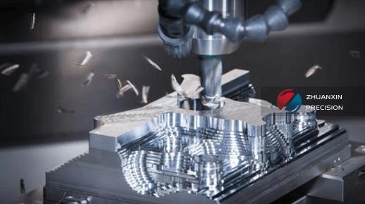 Aluminum Cnc Machining Services