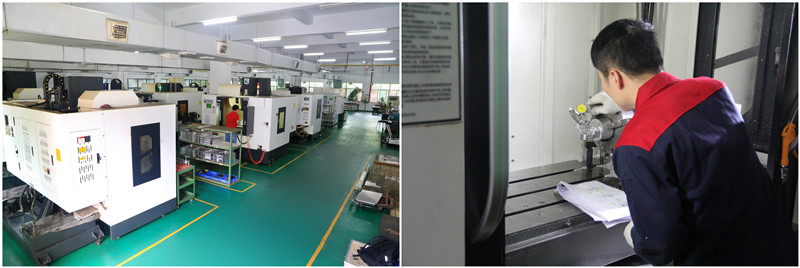 CNC Machining Manufacturer
