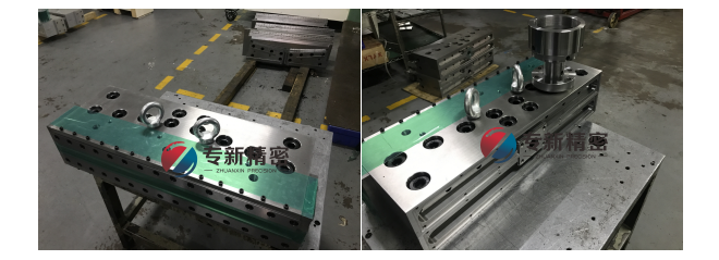 CNC processing manufacturers of meltblown cloth molds that meet the KN95 standard
