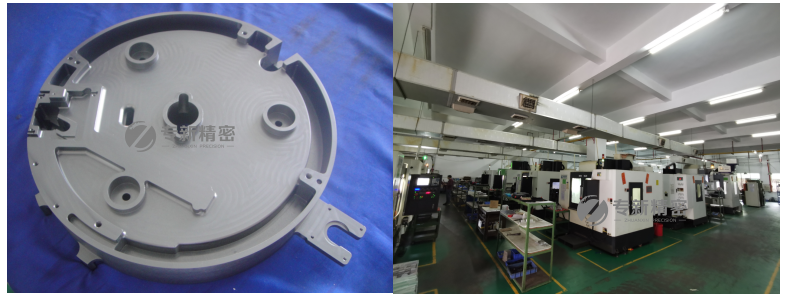 Professional manufacturer of CNC precision machining of 1PCS TO 500PCS metal motor shells parts