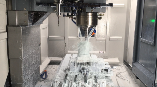 Three essential elements of CNC processing manufacturers