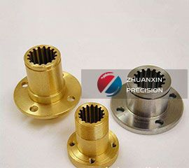 Gallery of CNC Milling Parts