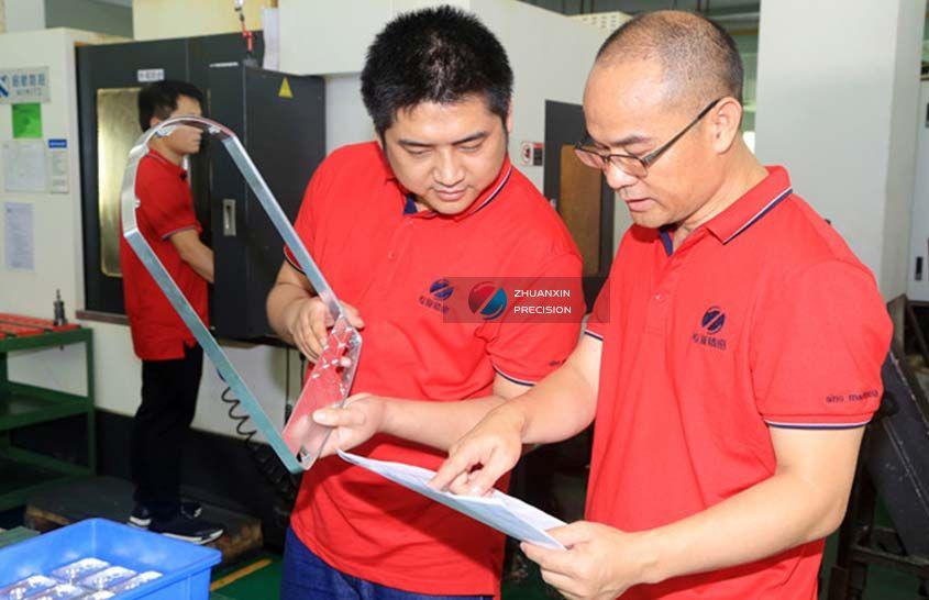 ZhuanXin Precision Workshop Show