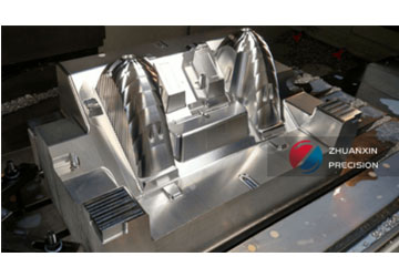 How To Make The Five-axis Machined Car Light Parts Transparent And Transparent?